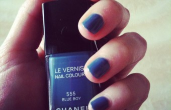 Blue Boy by Chanel