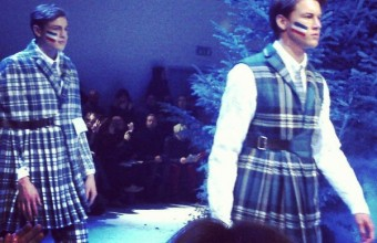 Moncler Gamme Blue Show @ MFW