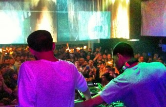 The Martinez Brothers @ Detroit - Milano