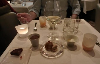 Dessert degustation @ Passage 53