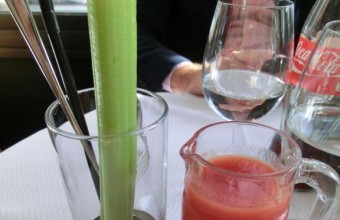 Bloody Mary @ l'Avenue